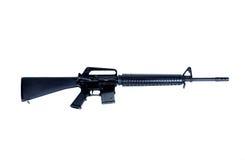 M-16 het Geweer van de aanval Royalty-vrije Stock Afbeelding