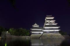 νύχτα της Ιαπωνίας Ματσου&m Στοκ φωτογραφία με δικαίωμα ελεύθερης χρήσης