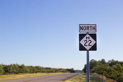Free M-22 Scenic Highway Royalty Free Stock Image - 25427746
