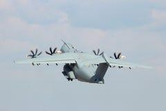 A400M Airbus Lizenzfreie Stockfotos