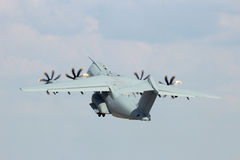 A400M Airbus Royalty Free Stock Photos