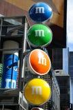M&M Stock Foto