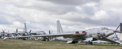 3M- Bombardier stratégique de jet (1956) Le premier Soviétique international stratégique Photographie stock