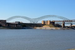 M Bridge Stock Images