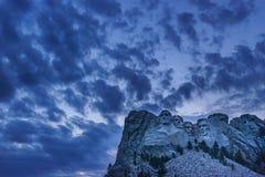 2008 2200m c Europe Georgia wysoki Styczeń mt nad s shkhara zmierzchu svaneti górną ushguli wioską rushmore Obraz Stock