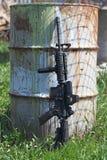 M4A1 carbine Στοκ Φωτογραφία