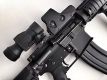 M4A1 carbine Stock Photography