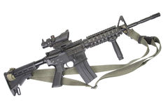 M4 carbine Royalty Free Stock Image