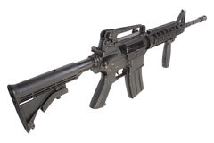 M4 carbine Stock Image