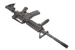 M4 carbine Royalty Free Stock Photo