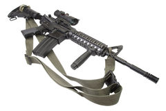 M4 carbine Royalty Free Stock Photos