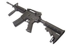M4 carbine Stock Photos