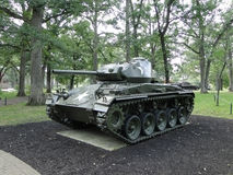 M24 Chaffee Stock Image