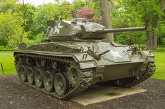 M24 Chaffee Light Tank Royalty Free Stock Photos
