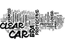 The M Clear Bra A Car Lover S Dream Come True Text Background  Word Cloud Concept Stock Photos