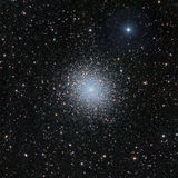 M3 Cluser globular Fotos de archivo