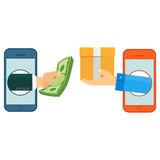 M commerce icon Royalty Free Stock Photos