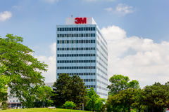3M Corporate Headquarters Building Fotografia Stock Libera da Diritti