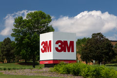 3M Corporate Headquarters Building Royalty Free Stock Images