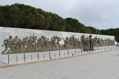 Męczennicy Pomnikowi Obrazy Royalty Free