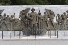 Męczennicy Pomnikowi Zdjęcia Stock