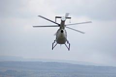 M.D. 600N - Helikopter NOTAR Stock Fotografie