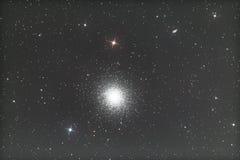 M13 - De bolvormige cluster van hercules royalty-vrije stock foto