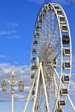 The 45m diameter Big Wheel at Brighton pier Royalty Free Stock Image