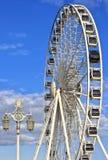 The 45m diameter Big Wheel at Brighton pier Royalty Free Stock Image