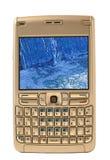 mądry telefon obraz stock