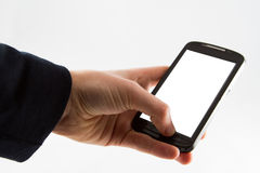 Mądrze telefon Fotografia Stock