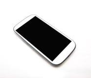 mądrze telefonu biel zdjęcia stock