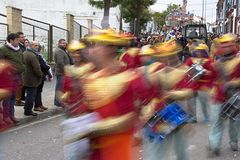 Mędrzec parada w Carmona 17 Fotografia Royalty Free