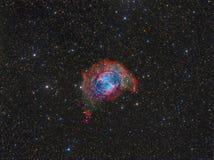 M27 Dumbbell Nebula royalty free stock photo
