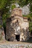 M?e da igreja do deus Zahumska imagens de stock