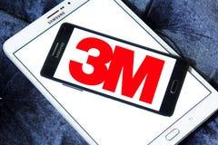 3m Firmenlogo lizenzfreie stockfotografie