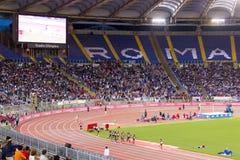 10000m Frauenrennen Lizenzfreies Stockfoto