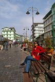 M G Marg, Gangtok Royalty Free Stock Image