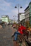 M G Marg, Gangtok Royalty Free Stock Image