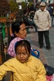 M G Marg, Gangtok Stock Photo
