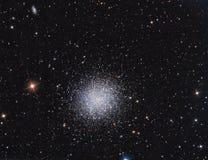 M13 Globular συστάδα στον αστερισμό Hercules στοκ φωτογραφίες