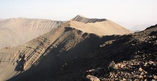 M'Goun summit Royalty Free Stock Image