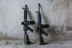 Gun m16 Stock Images