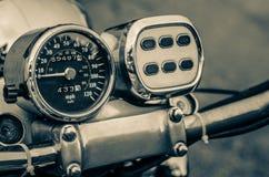 M/H de vitesse Photos libres de droits