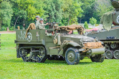 M3 Half-track royalty free stock images