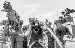 M777A2 Howitzer Breach View Stock Photography