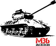 M36 Jackson Stock Image