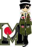 M jest dla Mod ilustracji