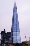306m kąt wola  był budynku budowy eu hdr punkt zwrotny London nowego scrapper czerepu strzału nieba subtelnym wysokim poniższym  Obraz Royalty Free