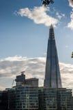 306m kąt wola  był budynku budowy eu hdr punkt zwrotny London nowego scrapper czerepu strzału nieba subtelnym wysokim poniższym  Fotografia Royalty Free